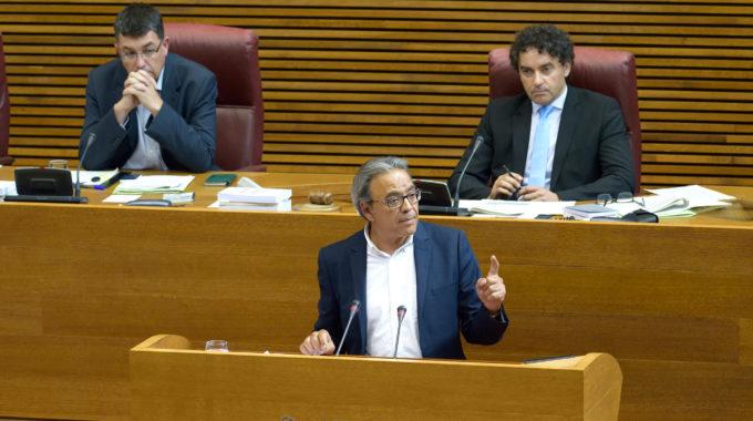 """Mata: """"Ciudadanos és un partit desnortado, en plena descomposició i condemnat per la ciutadania a la irrellevància"""""""
