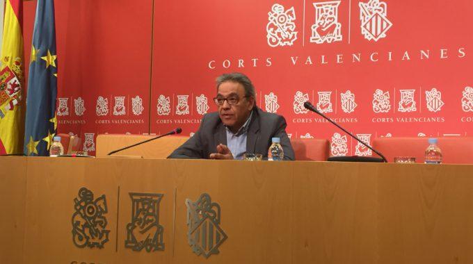 Mata: «La prórroga de los Presupuestos de la Generalitat es una opción sensata»