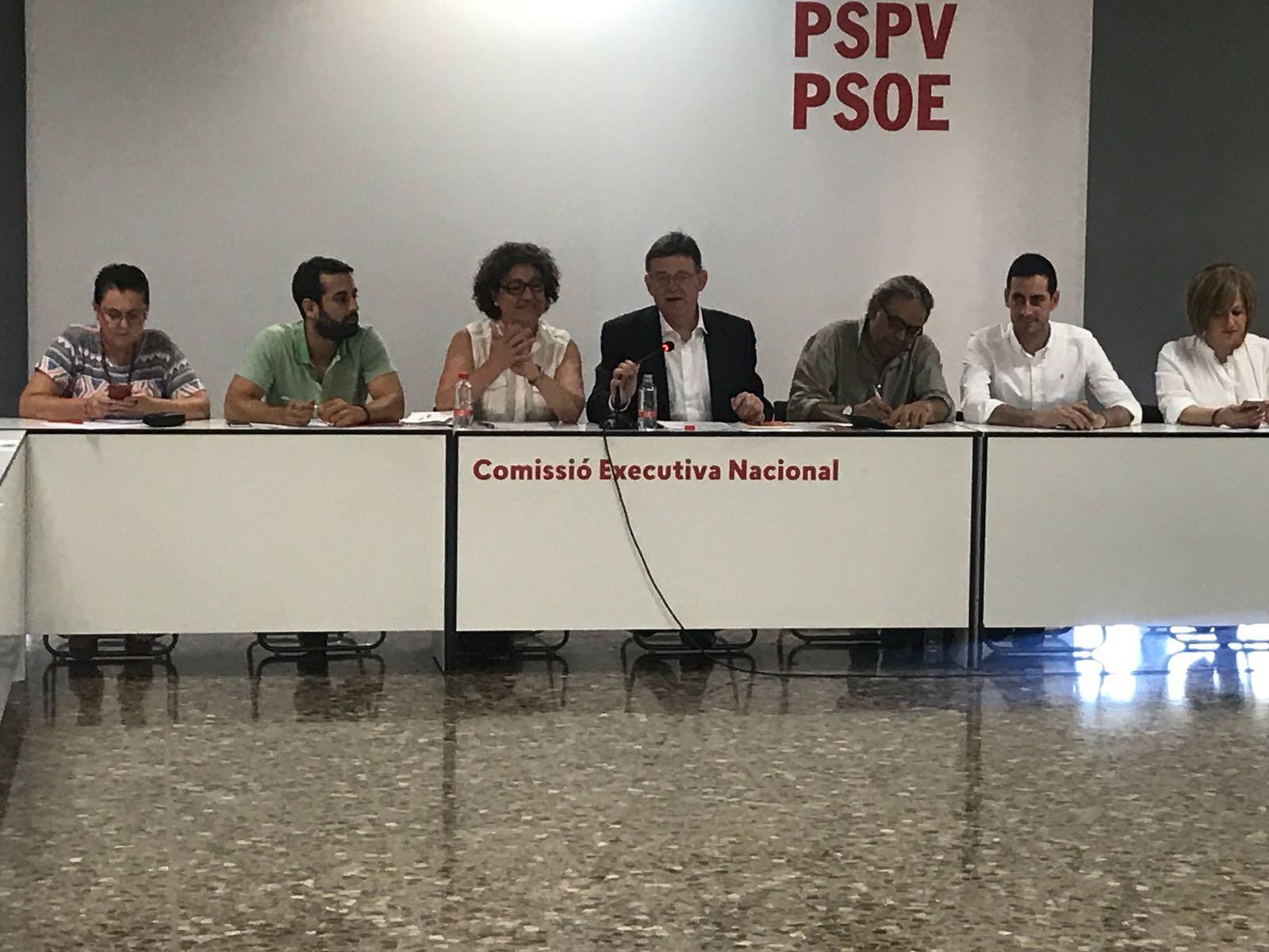 """Mata: """"Fa un mes vam ser la primera federació que va recolzar la moció de censura de Sánchez i ara ens trobem amb un PP destrossat i partit en tres"""""""