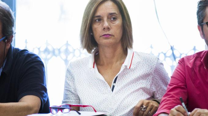 """Inma Sánchez: """"Aquesta legislatura la inversió en el bo infantil de 0 a 3 anys ha augmentat un 40% respecte a l'últim Govern del PP"""""""
