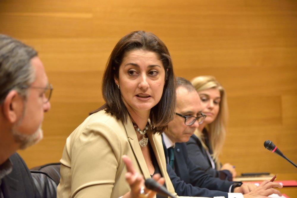 """Sandra Martín: """"Si Ciudadanos ha venido a regenerar la política no puede permitir que las instituciones en Alicante sean rehenes de los corruptos y la extrema derecha"""""""