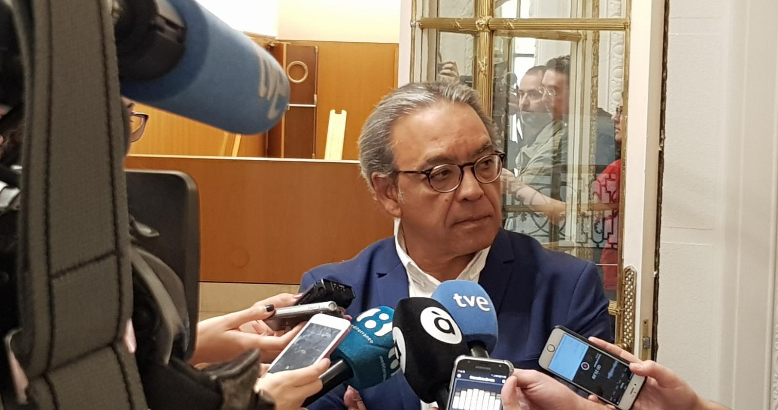 """You are currently viewing Mata: """"És evident que el Consell de Ximo Puig és capaç d'aglutinar a la societat civil amb reivindicacions justes com el Corredor Mediterrani-Cantàbric"""""""