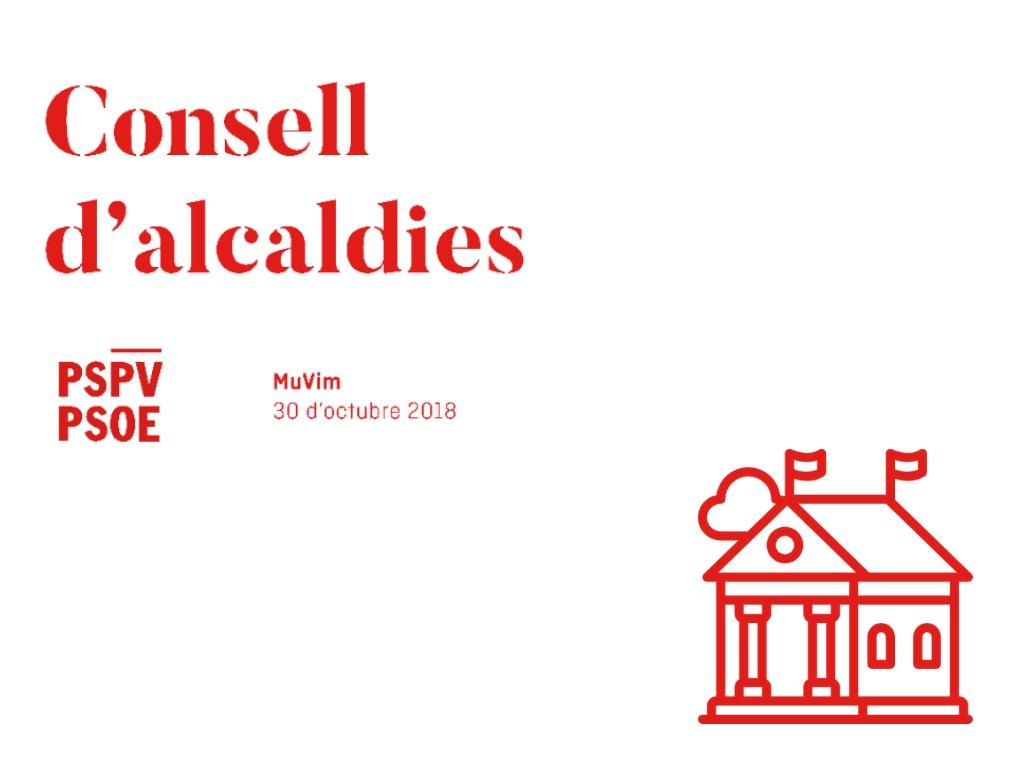 You are currently viewing El Consell d'Alcaldies analitzarà els avanços aconseguits en els municipis amb les polítiques socialistes i plantejarà nous reptes