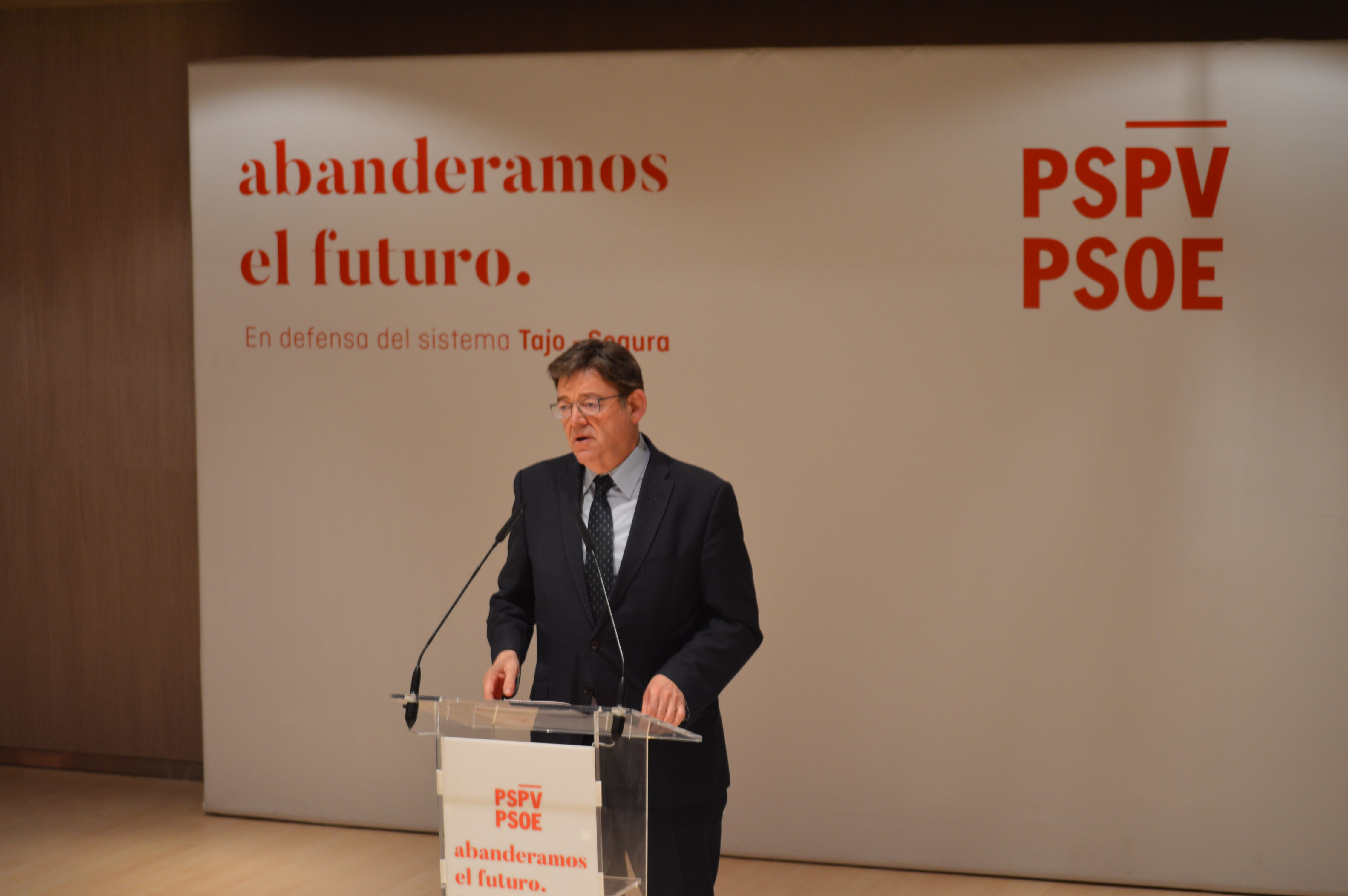 """You are currently viewing Ximo Puig: """"Des de la lleialtat reivindicativa, esperem que al desembre el Govern prenga la decisió justa que mereix esta terra"""""""