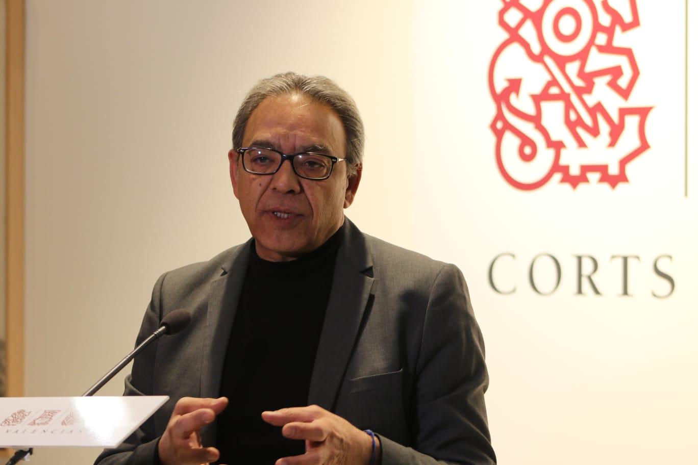 """Manolo Mata: """"La primera empresa condemnada per la via penal per corrupció és el Partit Popular amb el qual Ciutadans vol formar govern"""""""