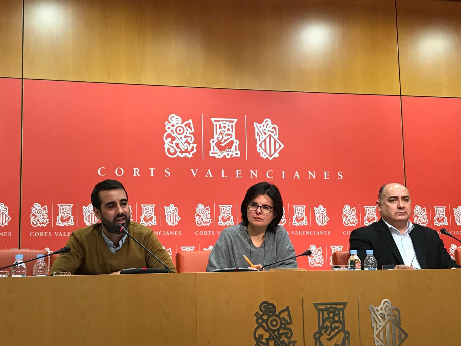 """Muñoz: """"El miracle econòmic del PP ens ha costat més de mil milions d'euros a tots els valencians i valencianes"""""""