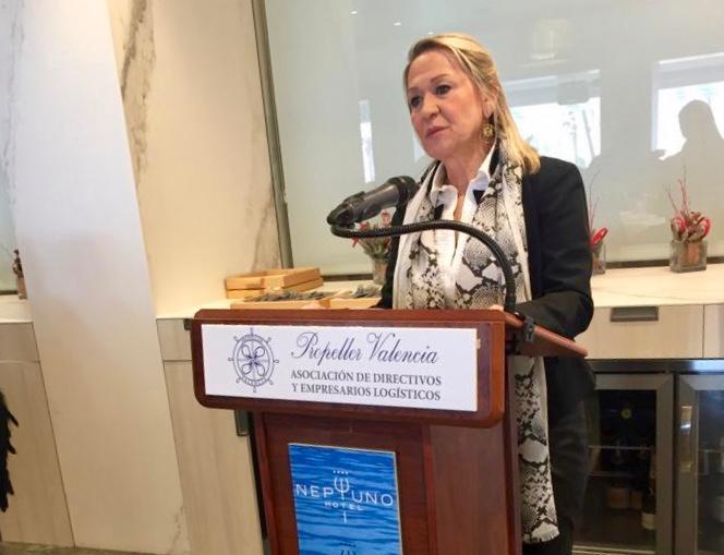 """Rodríguez-Piñero: """"La Comunitat Valenciana reuneix totes les condicions per a convertir-se en la principal plataforma logística del Mediterrani"""""""