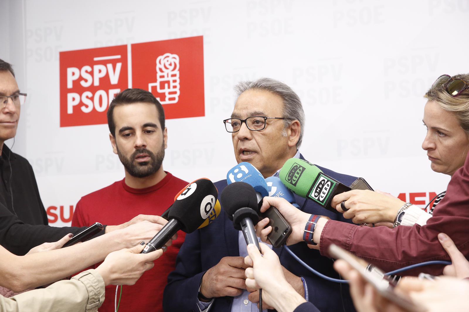 """You are currently viewing Manolo Mata: """"Si el PSPV-PSOE no és primera força política de l'esquerra, tornarà la pitjor dreta"""""""