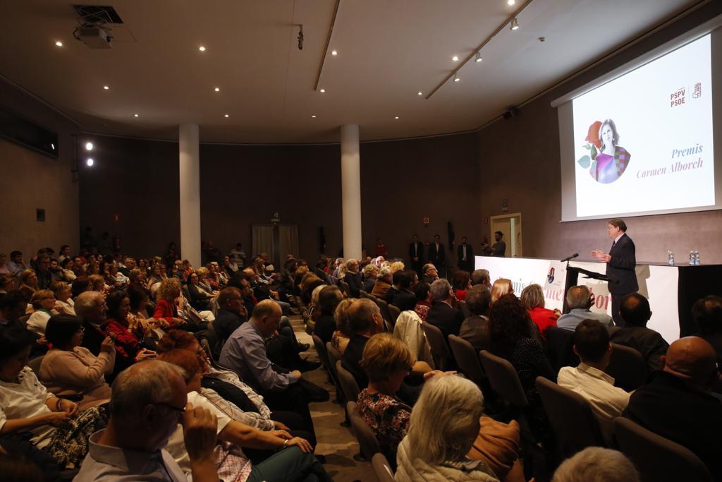"""Ximo Puig: """"Las mujeres valencianas han dado una respuesta clara a quienes quieren coartar sus libertades, sus derechos y su avance hacia la igualdad"""""""