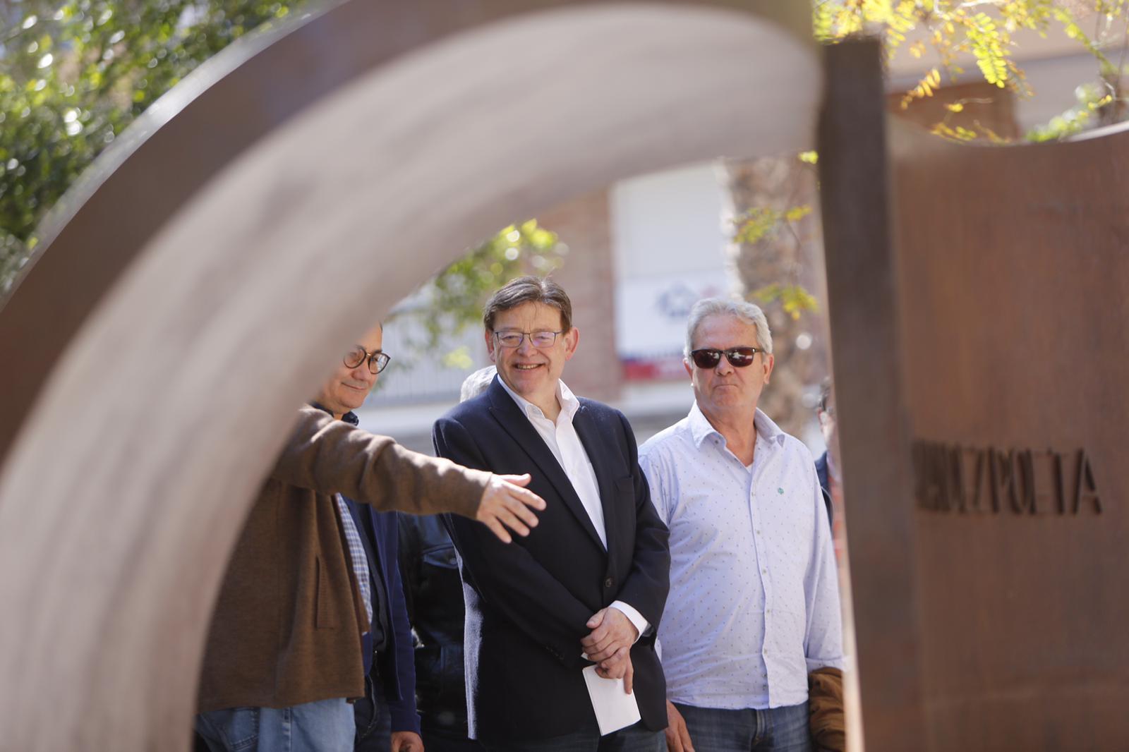 Ximo Puig proposa el Palau de Justícia de Benalúa (Alacant) com a seu de l'Institut Valencià de Memòria Democràtica i del seu Centre Documental