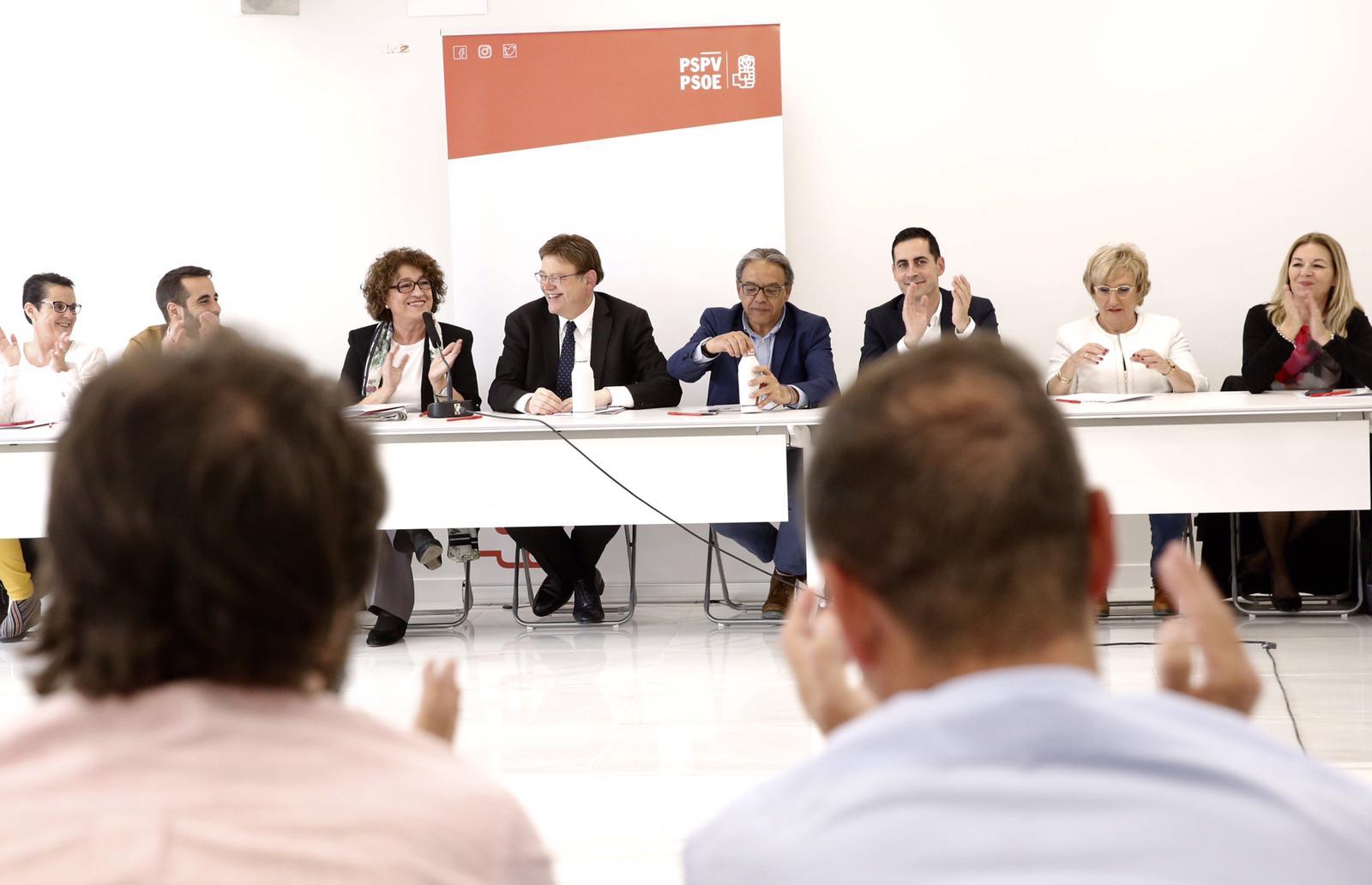 """You are currently viewing Ximo Puig: """"A més vots i més confiança de la ciutadania, més responsabilitat i més humilitat per a mantindre la concòrdia entre els valencians"""""""