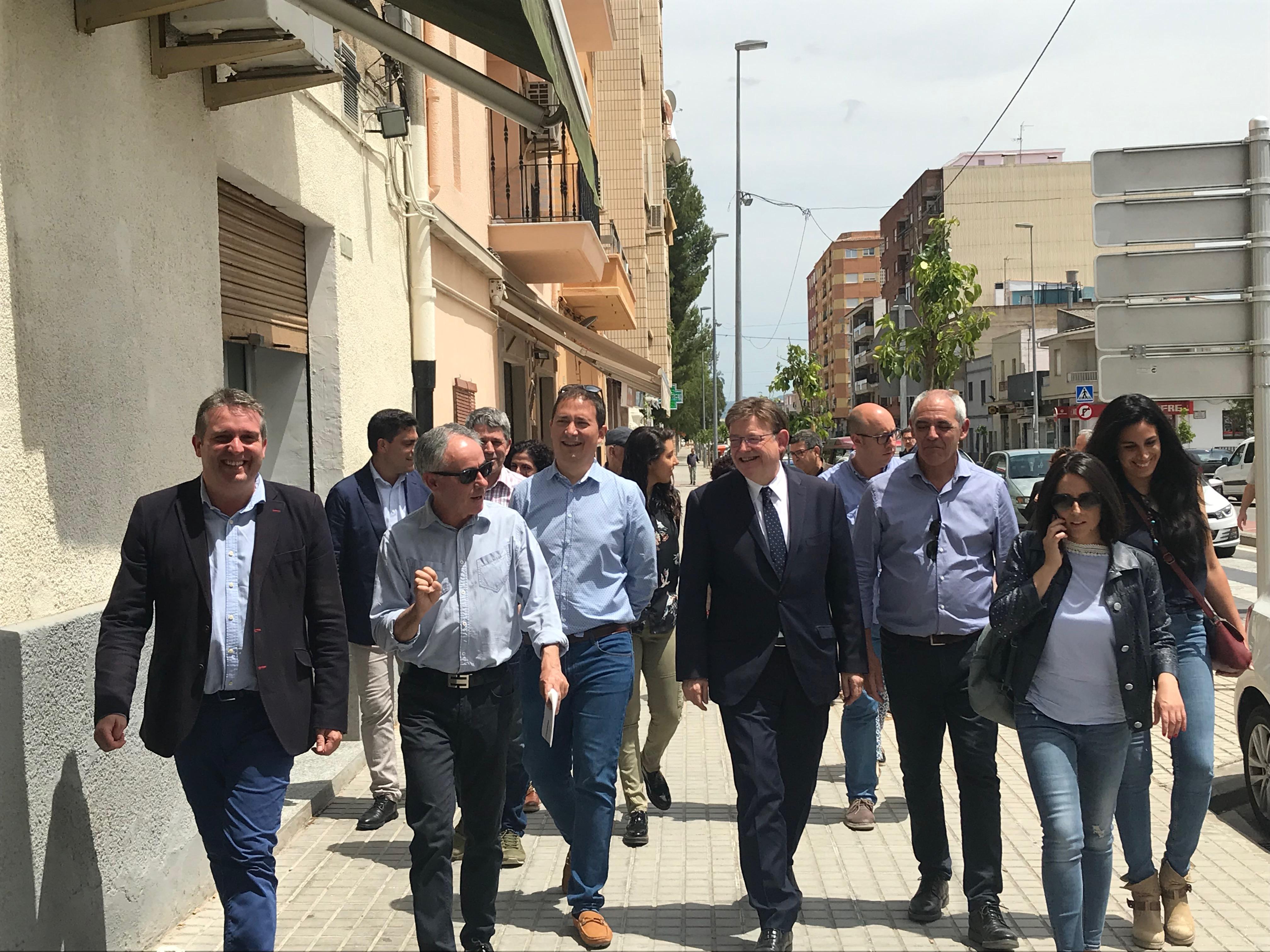 """Ximo Puig: """"Defensar la decència i l'honradesa és defensar sempre els principis socialistes"""""""