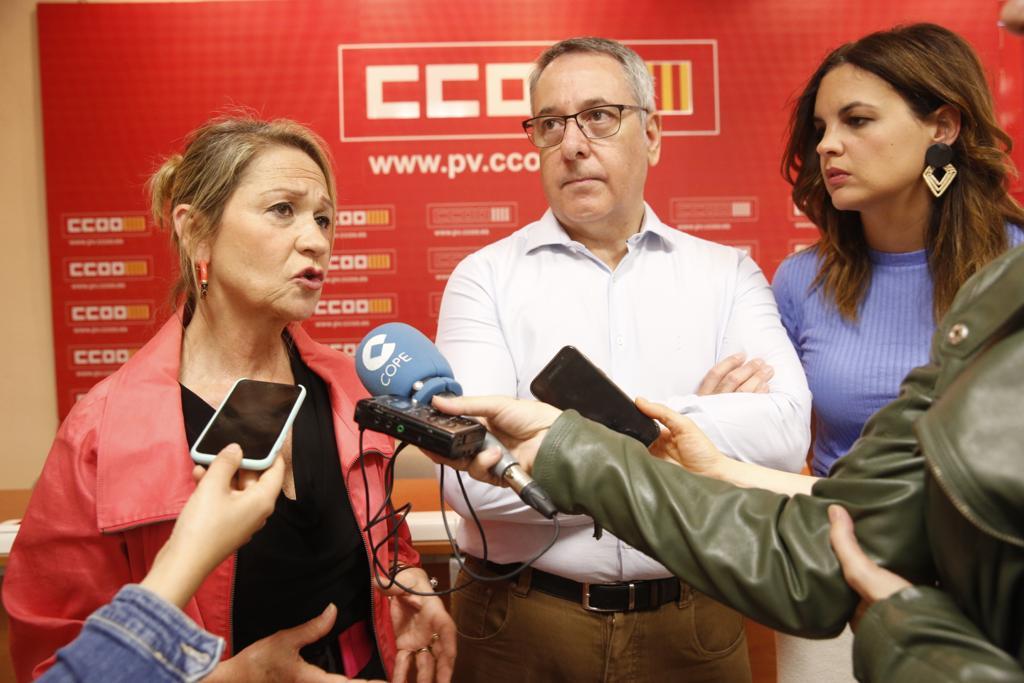 El PSPV-PSOE proposa que la Unió Europea adopte un marc de relacions laborals europees que garantisca els drets dels treballadors amb independència del seu lloc d'origen