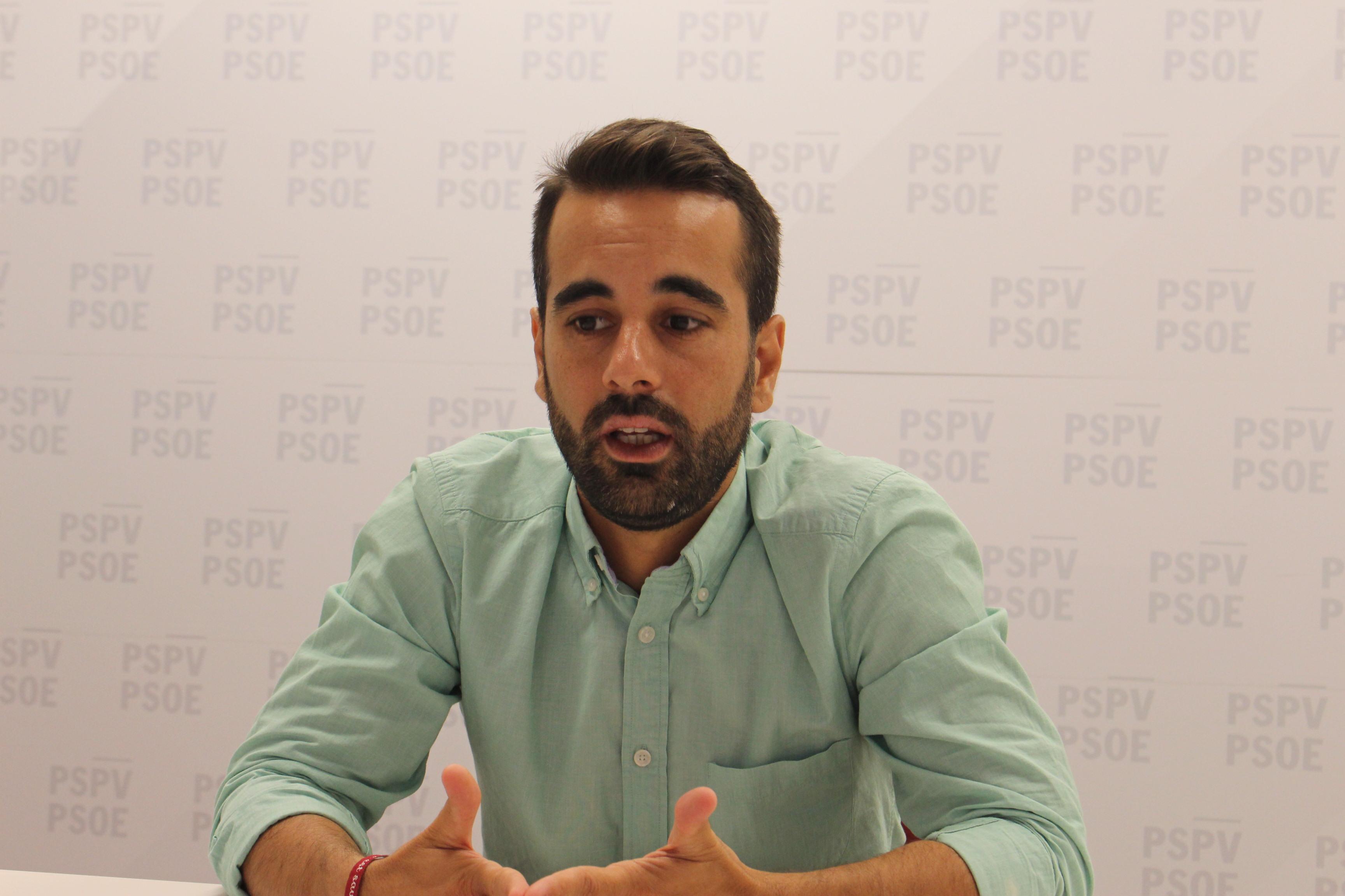 """Muñoz: """"Lo único que quedó claro ayer es el caso IVF-PP y que la venta del activo tóxico ha permitido recuperar más de 6 millones de euros"""""""