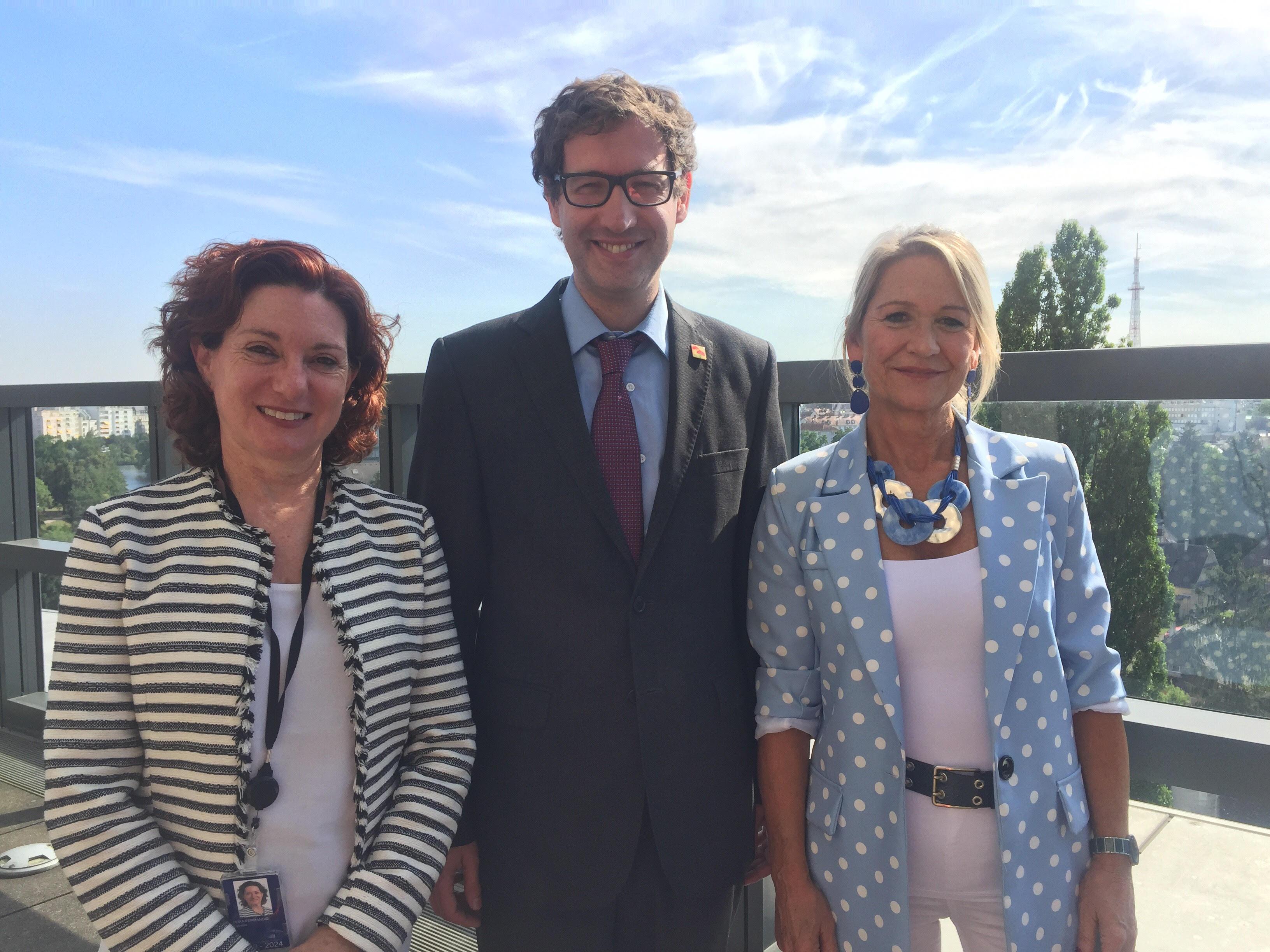 Arranca la IX legislatura en el Parlament Europeu amb tres eurodiputats socialistes valencians