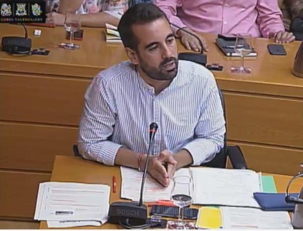 """Muñoz: """"El PP ha lanzado un 'boomerang' que se le ha vuelto en contra con el caso IVF y los 665 millones que dilapidaron en créditos partidistas"""""""