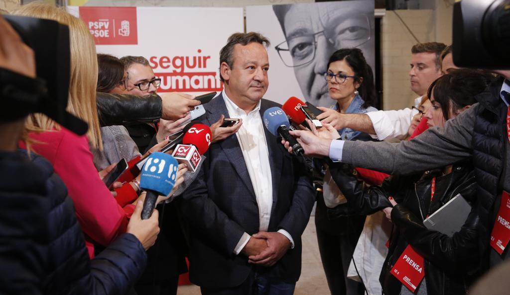 """You are currently viewing Vicent Sarrià: """"Foment fa un pas més per a garantir que el pròxim 1 de gener l'AP-7 serà gratuïta"""""""