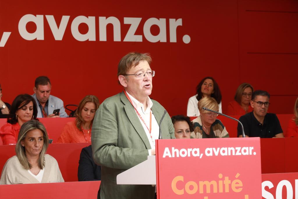 """You are currently viewing Ximo Puig: """"Espanya necessita un Govern estable i això només ho pot concretar en estos moments el Partit Socialista"""""""