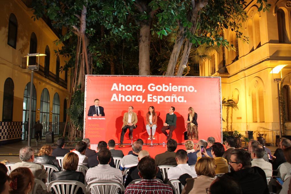 """You are currently viewing Puig demana posar """"tot el capital polític del municipalisme a favor de la gran causa per a aconseguir un govern socialista amb Pedro Sánchez"""""""