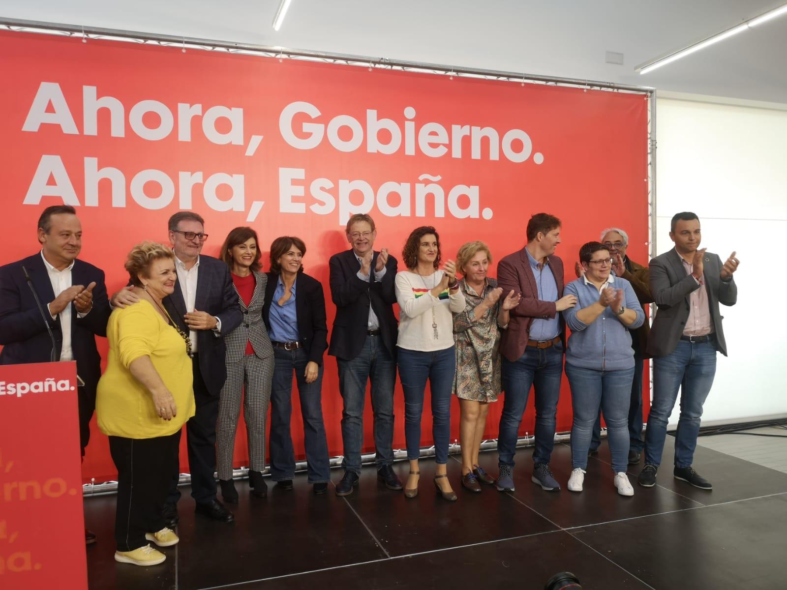 """You are currently viewing Ximo Puig: """"El PP porta a Alacant a fer campanya a qui està fent dúmping fiscal que tant de mal fa a la Comunitat Valenciana"""""""