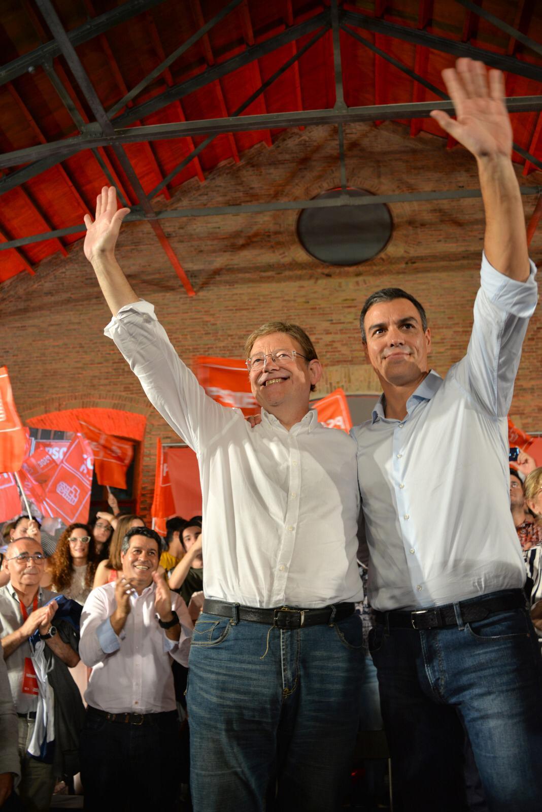 """Ximo Puig: """"Gràcies a aquest Consell i a un Govern socialista a Espanya, en la Comunitat Valenciana no tornarà a passar el que va succeir amb el PP"""""""