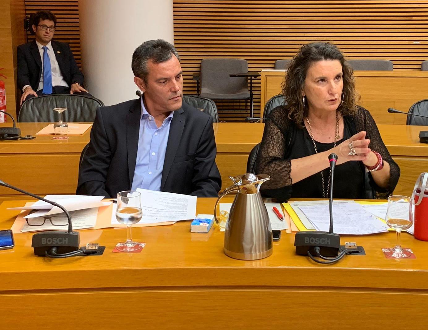 You are currently viewing Els socialistes proposen una comissió de treball en Les Corts per a revisar i millorar la llei de la ràdio i la televisió públiques valencianes