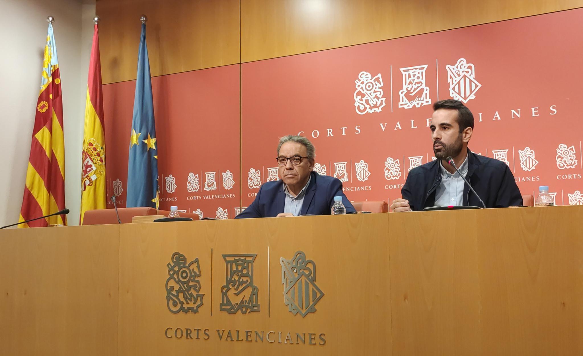 """Muñoz exigeix la """"immediata dimissió"""" d'Ortiz per """"presentar documents falsos"""" per a alimentar la seua estratègia de persecució al president Ximo Puig"""