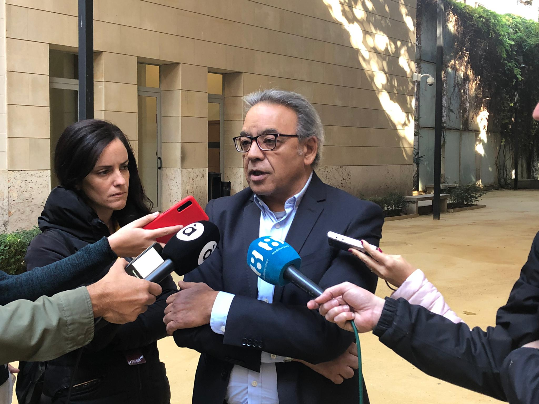 """Mata: """"El discurs de Sánchez és el més transcendent dels últims anys i torna a situar la política com a eix central de la resolució de conflictes"""""""