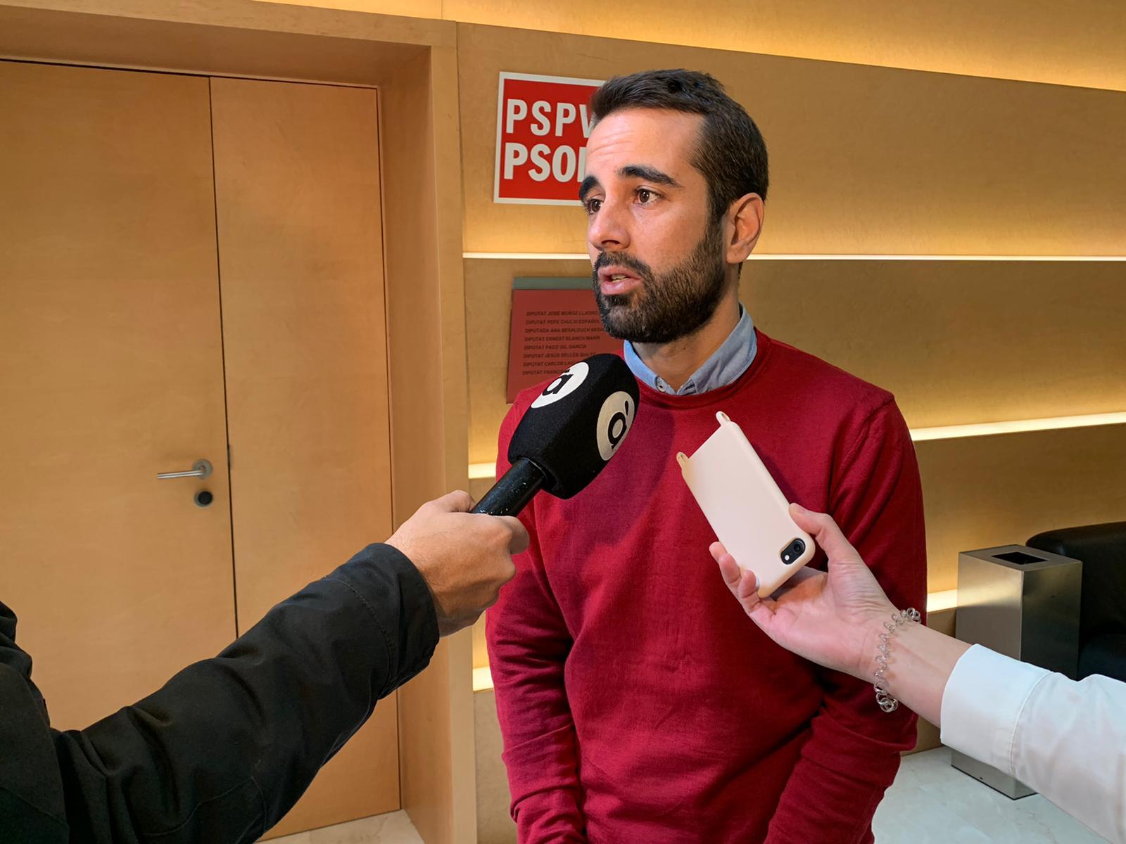 El PSPV-PSOE planteja augmentar la fiscalitat dels premis per a disminuir el seu efecte incentivador en el joc