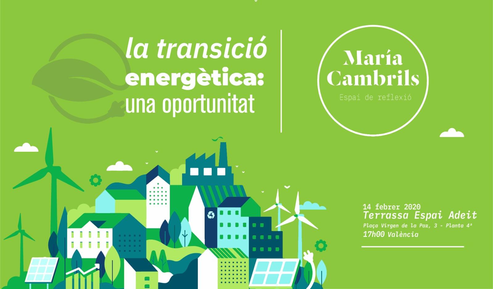 La Transició Energètica: Una Oportunitat
