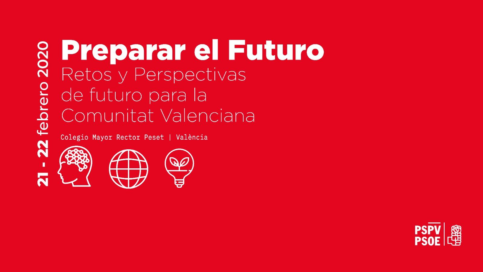 Reptes i perspectives de futur per a la Comunitat Valenciana