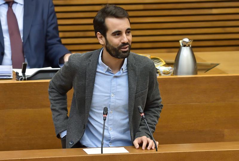 """Muñoz recorda al PP que van ser ells els que van obstaculitzar la devolució de l'IVA a les comunitats autònomes """"en rebutjar el pressupost del Govern de l'any 2019"""""""