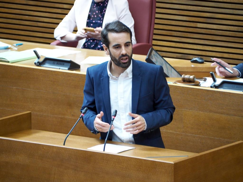 """Muñoz lamenta que el PP continue """"inventant-se casos de corrupció que no existeixen"""" i insta els populars a """"deixar de costat els embolics i treballar per la reconstrucció"""""""