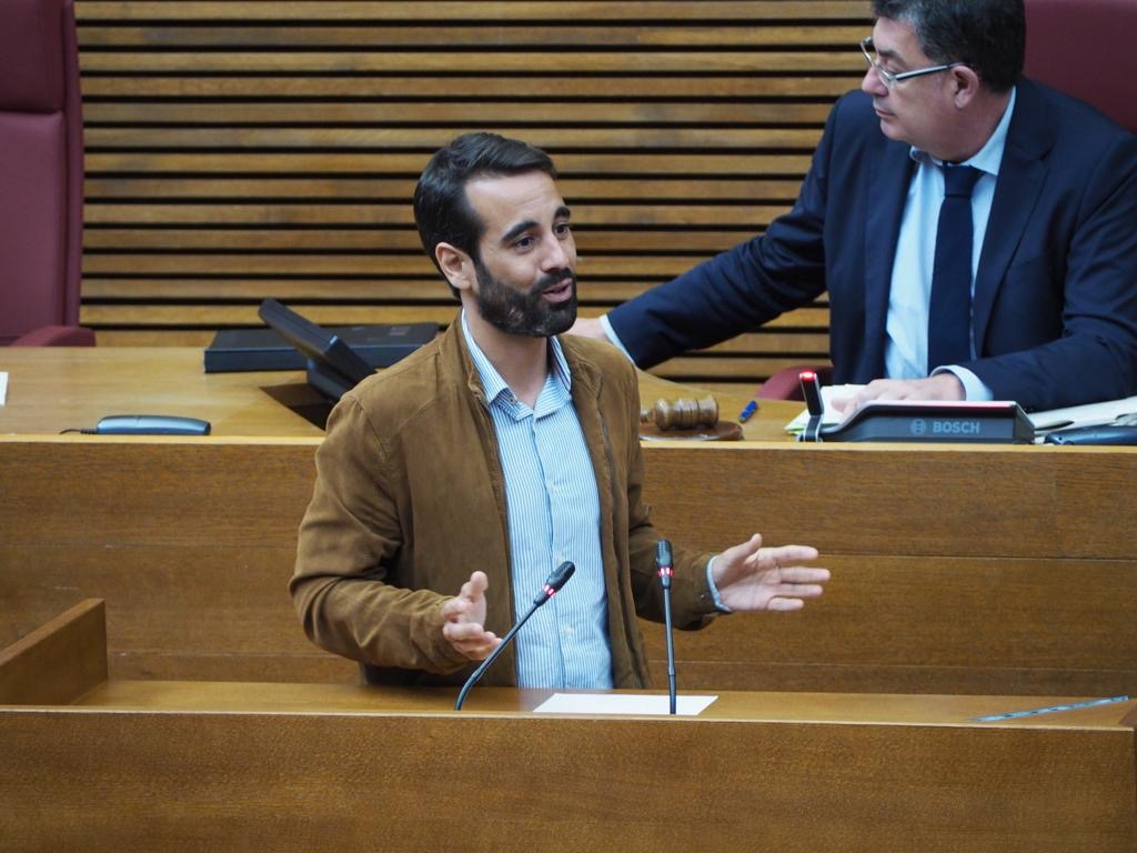"""You are currently viewing Muñoz critica que al PP el moleste que als valencians i valencianes """"els vaja bé amb els socialistes en el Govern d'Espanya i en el Consell"""""""