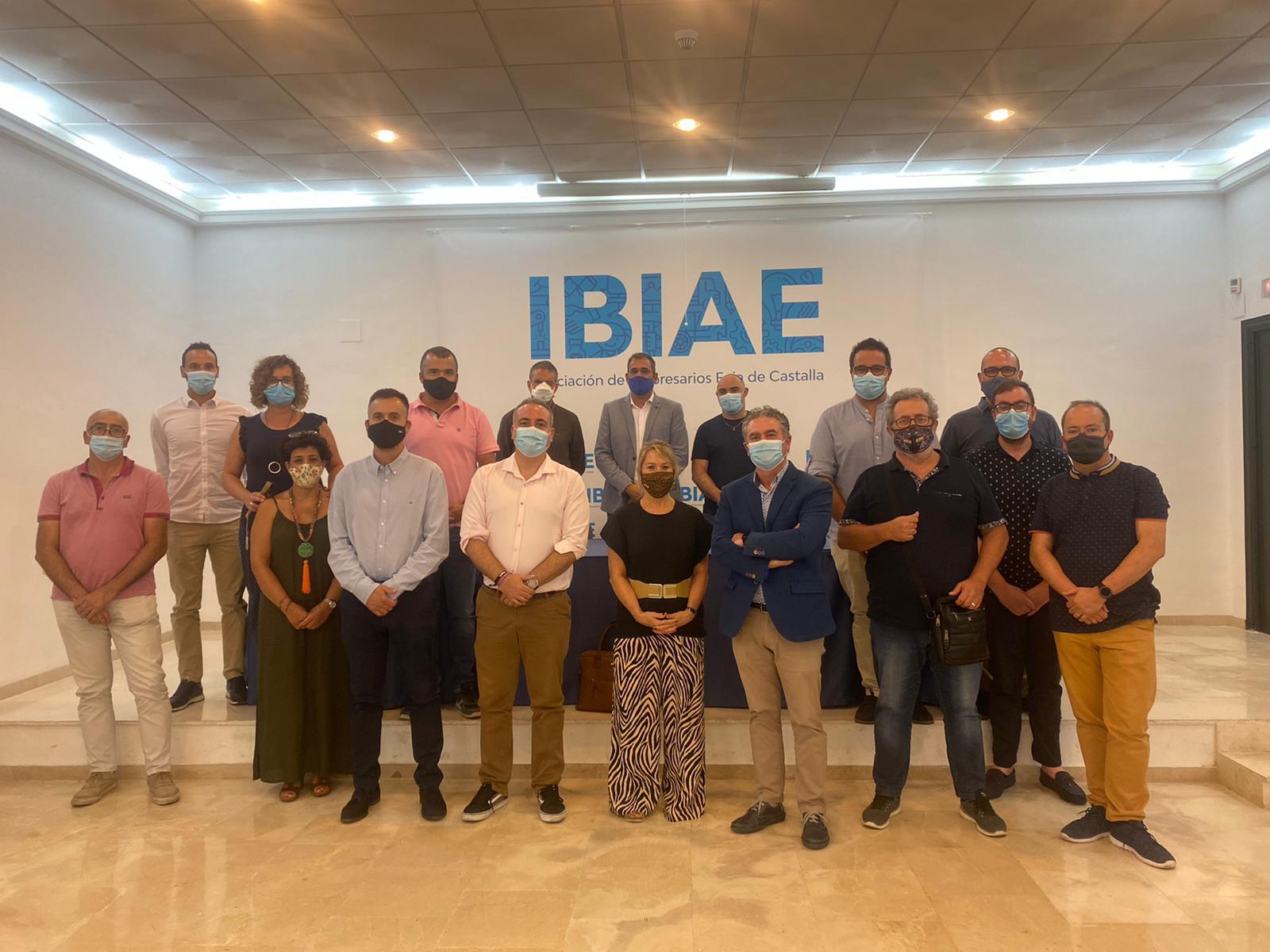 """Rodríguez-Piñero se compromete con IBIAE a generar """"una agenda de trabajo conjunta en Bruselas y mejorar la interlocución para que Europa conozca de cerca los retos de esta industria"""""""