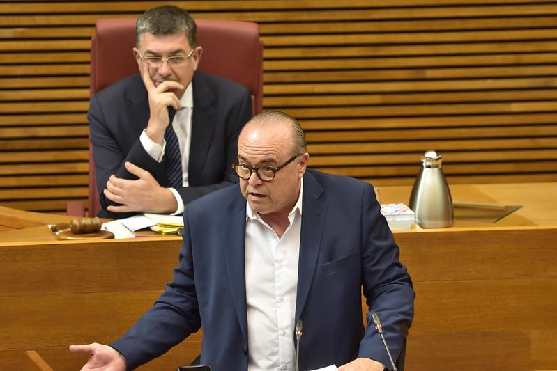 """Laguna: """"El Consell de Ximo Puig ja està posant en marxa polítiques d'ocupació valentes que permetran a milers de valencians pal·liar els efectes de la crisi i aconseguir un treball digne"""""""