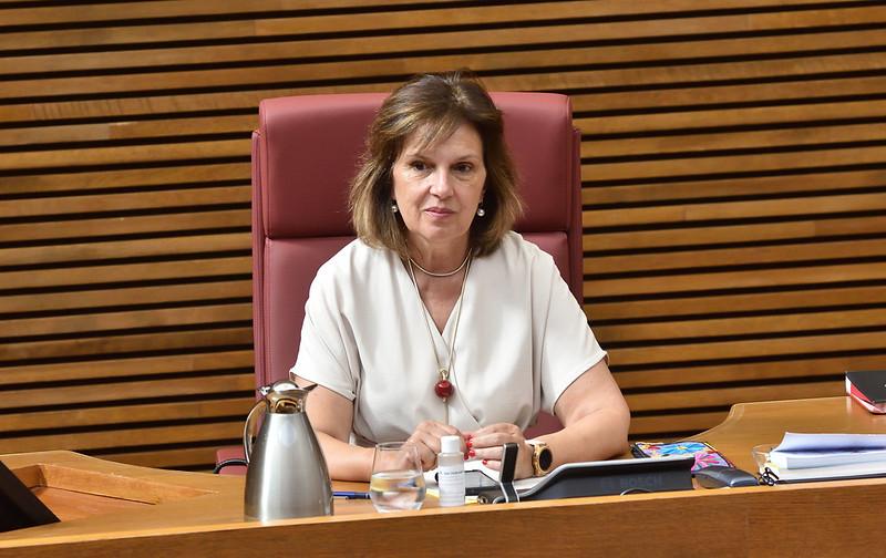 """You are currently viewing Carmen Martínez: """"La comissionada d'Atenció Primària està centrant tots els seus esforços a ajudar a tancar el forat negre que el PP va deixar en la sanitat pública"""""""