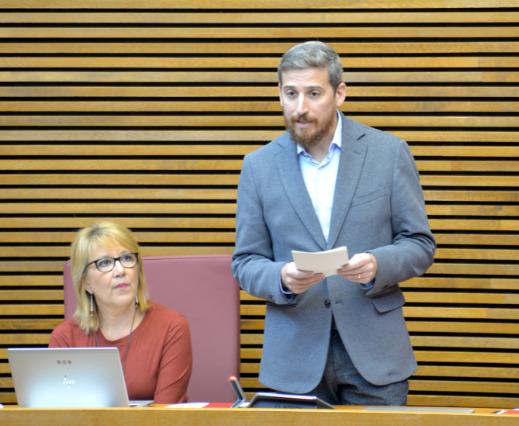 """You are currently viewing Pedro Ruiz Castell: """"La Conselleria ha treballat de manera efectiva i coordinada per a aconseguir un retorn segur a les aules de les universitats valencianes"""""""
