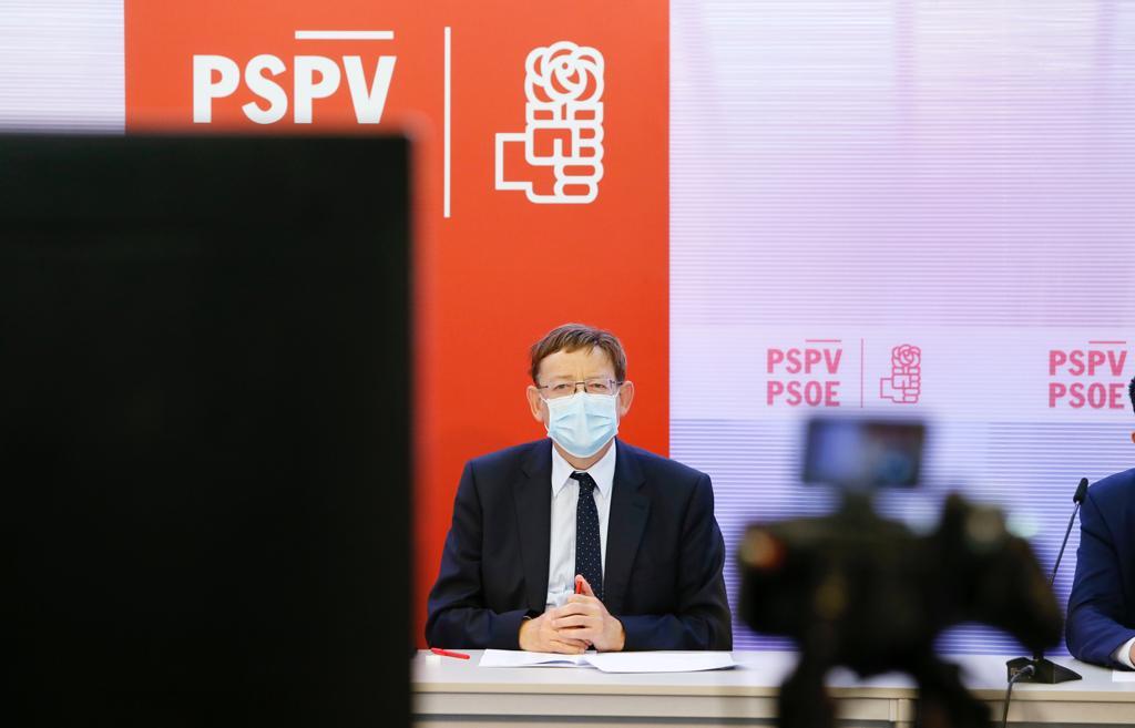 """You are currently viewing Ximo Puig: """"En els municipis on estem en l'oposició, els i les socialistes afavorirem l'aprovació dels pressupostos"""""""