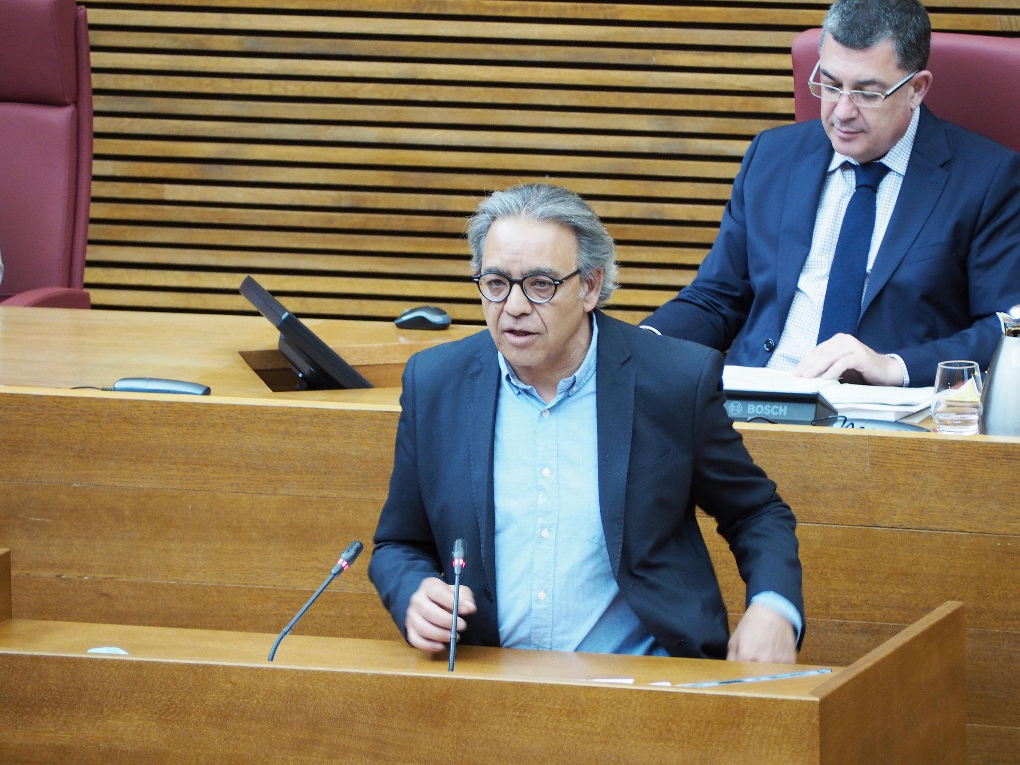 """En este momento estás viendo Mata: """"El presupuesto cumplirá con las reivindicaciones de la Comunitat porque está en la línea de las cuentas del 2019, las mejores de la historia para los valencianos"""""""