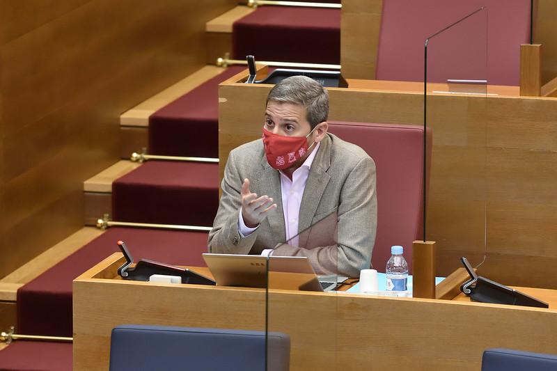 """You are currently viewing Ruiz Castell: """"El Consell està compromés amb l'ensenyament superior i aporta els recursos necessaris després d'anys de menyspreu i retallades del PP"""""""