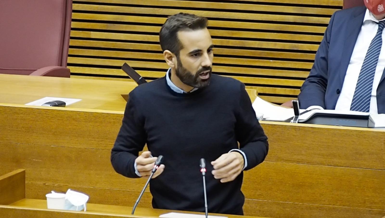 """You are currently viewing Muñoz: """"Amb els socialistes en el Govern, la Comunitat Valenciana registra el màxim històric de finançament"""""""