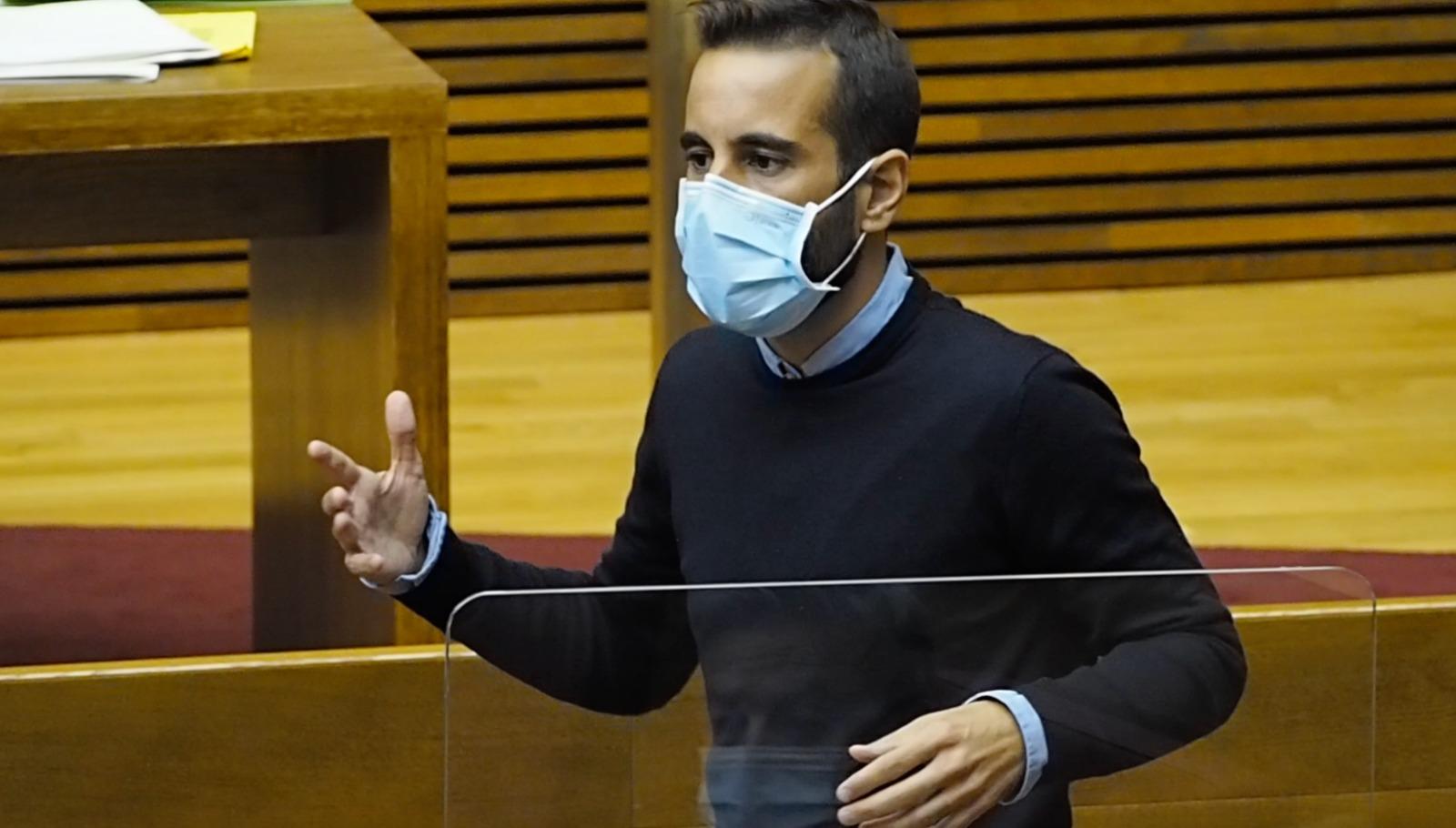 """You are currently viewing Muñoz celebra el """"repartiment històric"""" de fons europeus que rebrà la Comunitat i posa en valor el suport de l'executiu central: """"Ha sabut escoltar les nostres reivindicacions"""""""
