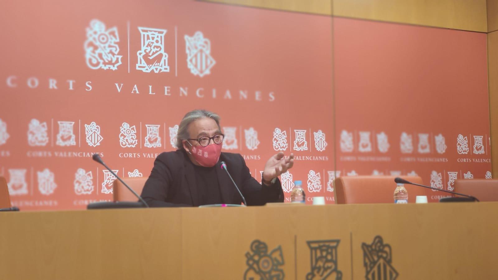 """You are currently viewing Mata: """"Els objectius del Consell són salvar el màxim de vides i recuperar l'economia i Ciudadanos serà benvingut si se suma"""""""