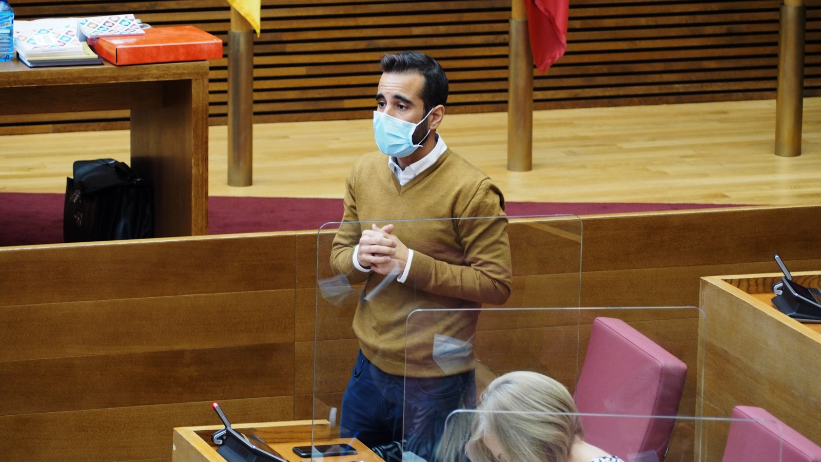 """You are currently viewing Muñoz: """"El PP ha de deixar d'actuar com un traficant de bulos en plena pandèmia"""""""