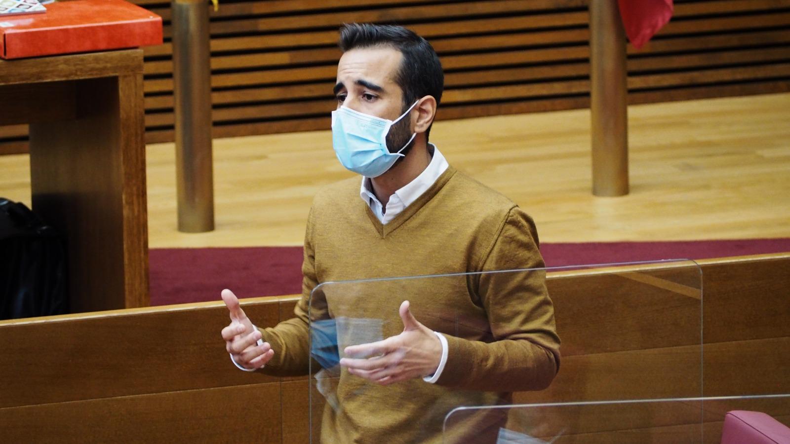 """You are currently viewing Muñoz insta a Bonig a desautoritzar les paraules d'Ayuso que denigren a la Comunitat: """"És la seua oportunitat per a donar la cara pels valencians"""""""