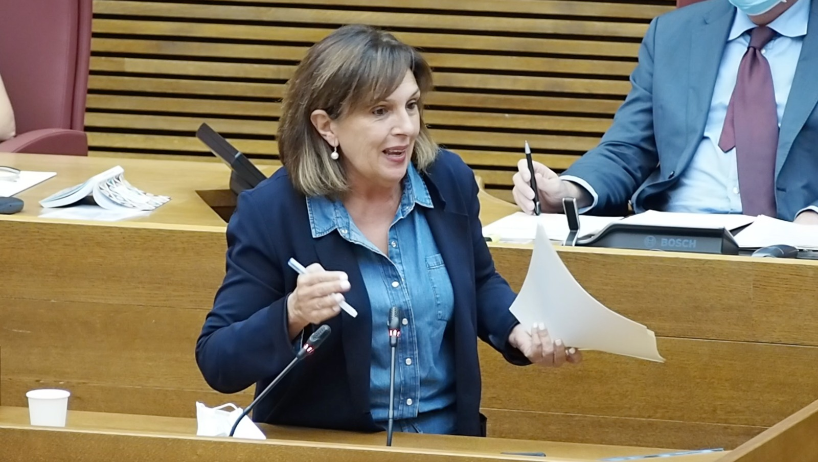 """You are currently viewing Martínez: """"Els únics que van desmantellar la Sanitat pública van ser els governs del PP, la centralització del CICU és una qüestió d'eficàcia"""""""