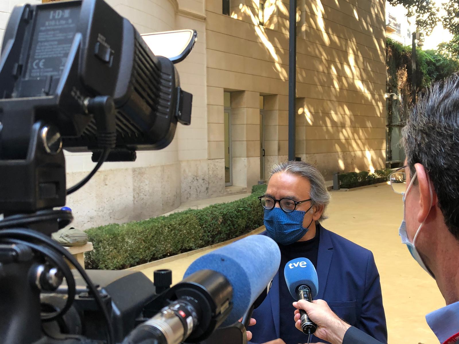 """En este momento estás viendo Mata: """"Los presupuestos de la Generalitat quieren dar una respuesta justa y social frente a la pandemia"""""""