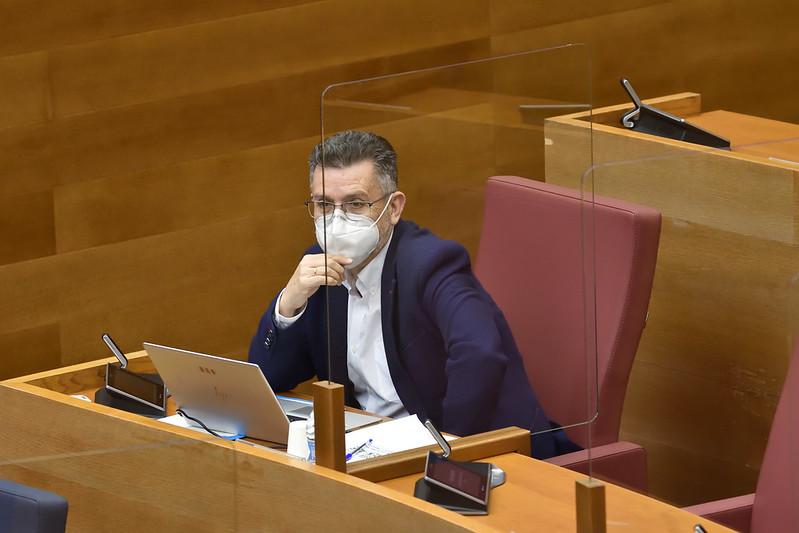"""You are currently viewing El PSPV-PSOE destaca les inversions de 4,5 milions d'euros a Almoradí de """"els millors Pressupostos per a la reconstrucció"""""""