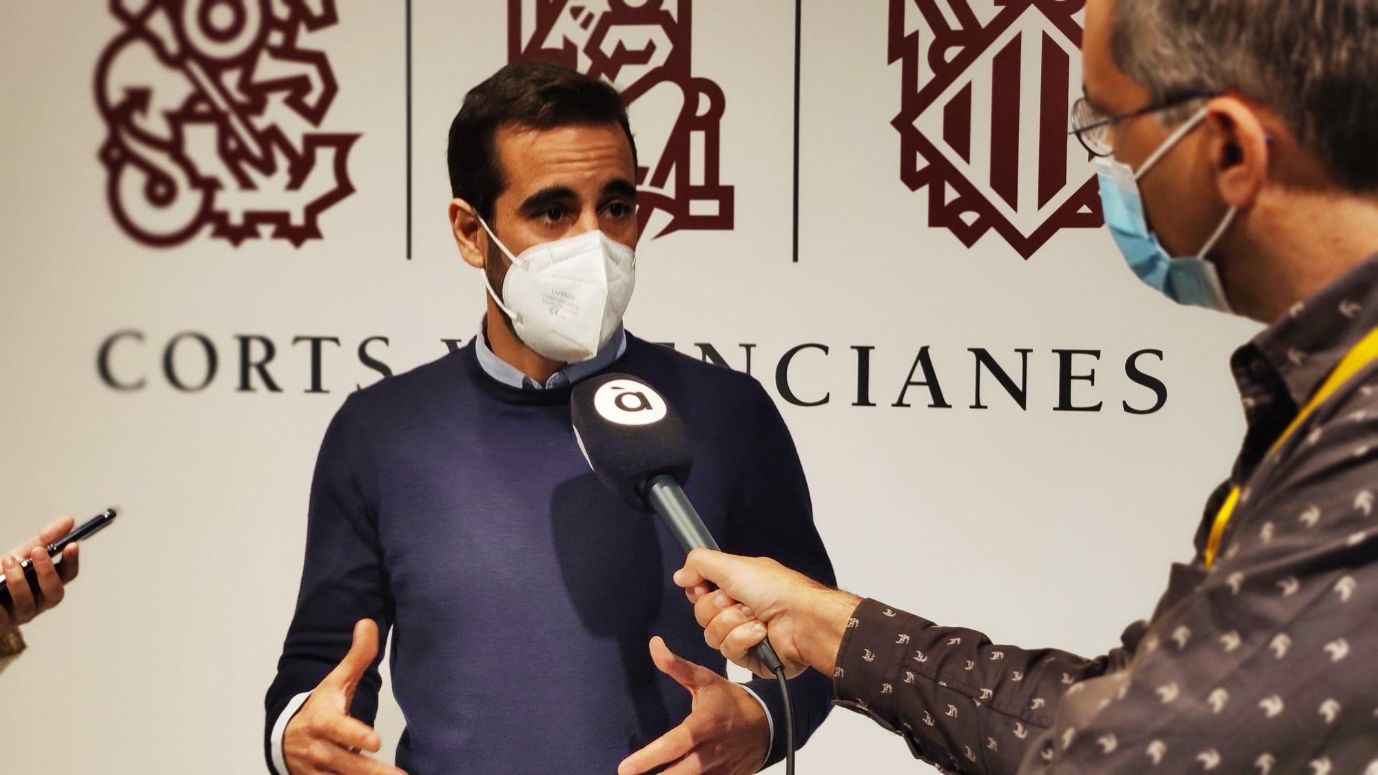 """You are currently viewing Muñoz: """"Els anys en què els comptes de la Generalitat acabaven en els tribunals han quedat arrere definitivament"""""""